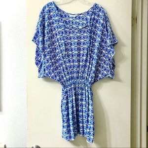 Ava Sky Beach Cover Up Dress Size XS